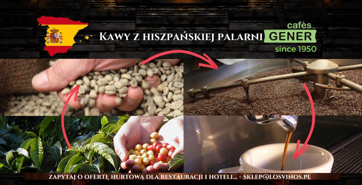 proces produkcji kawy